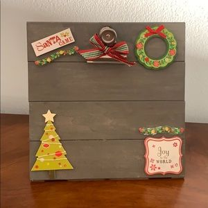 Christmas 8 x8 Clip Photo Frame Great Gift Idea🌲
